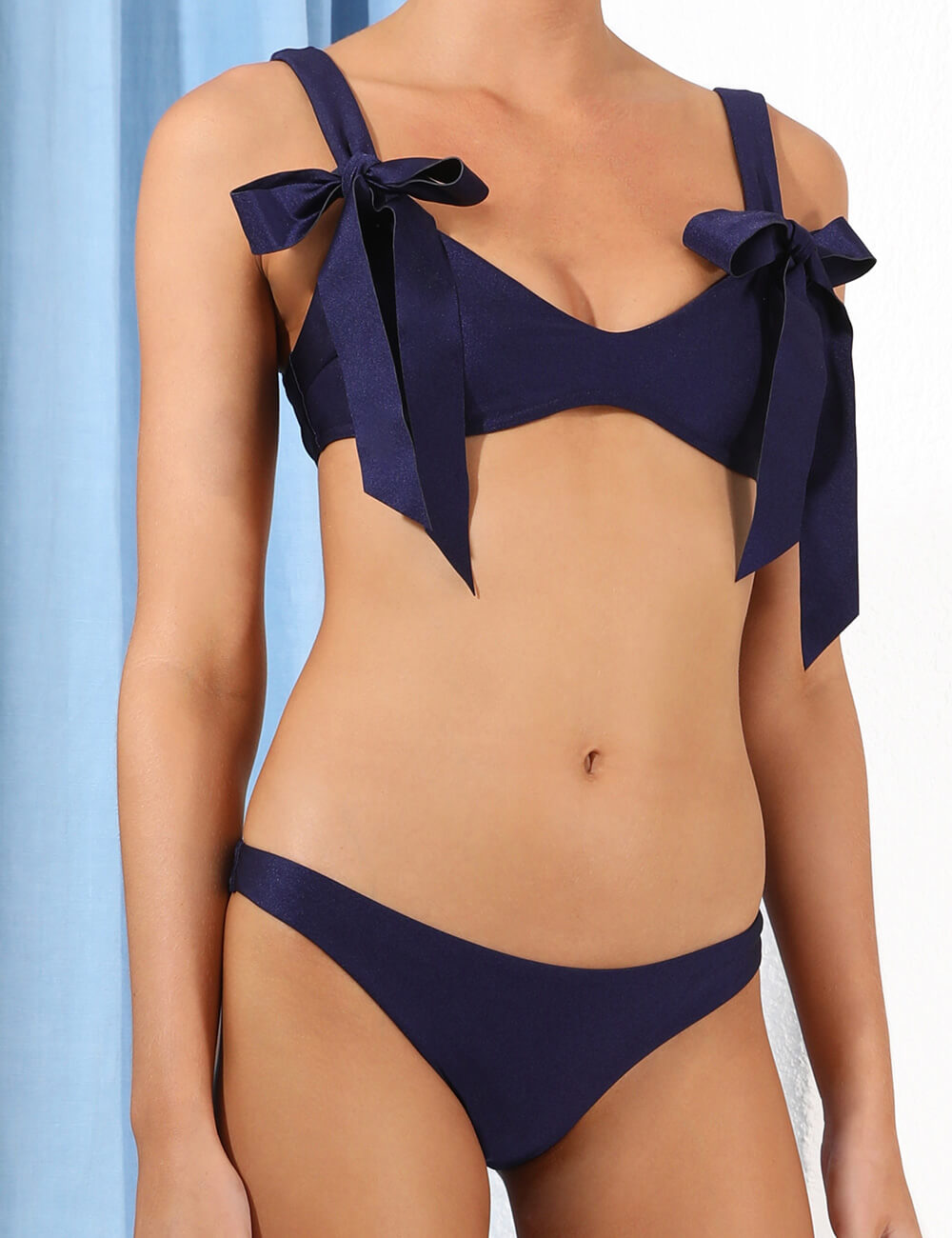 Amari Scoop Tie Bikini