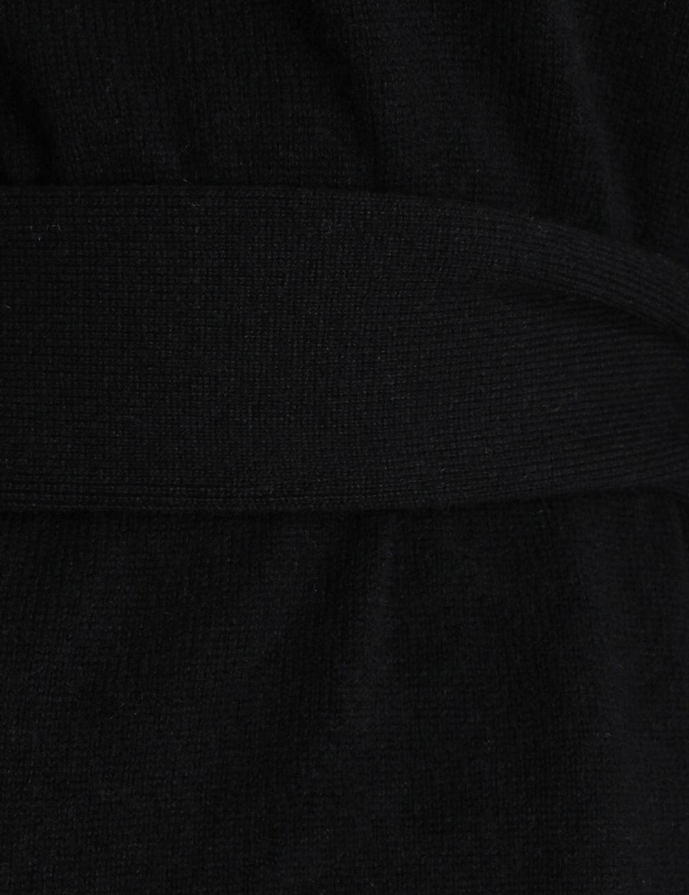 Espionage Tie Knit Sweater