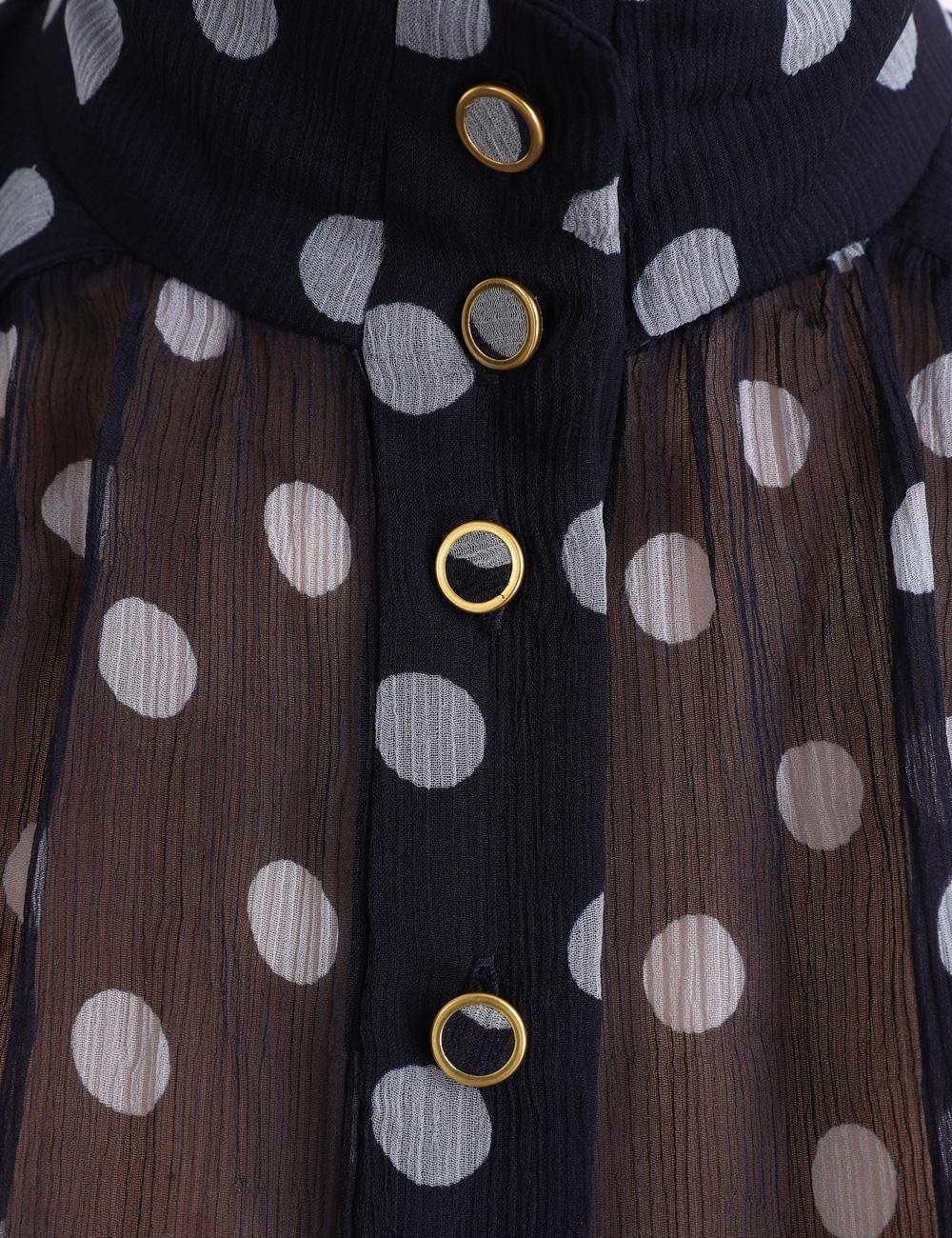 Sabotage Lantern Dress
