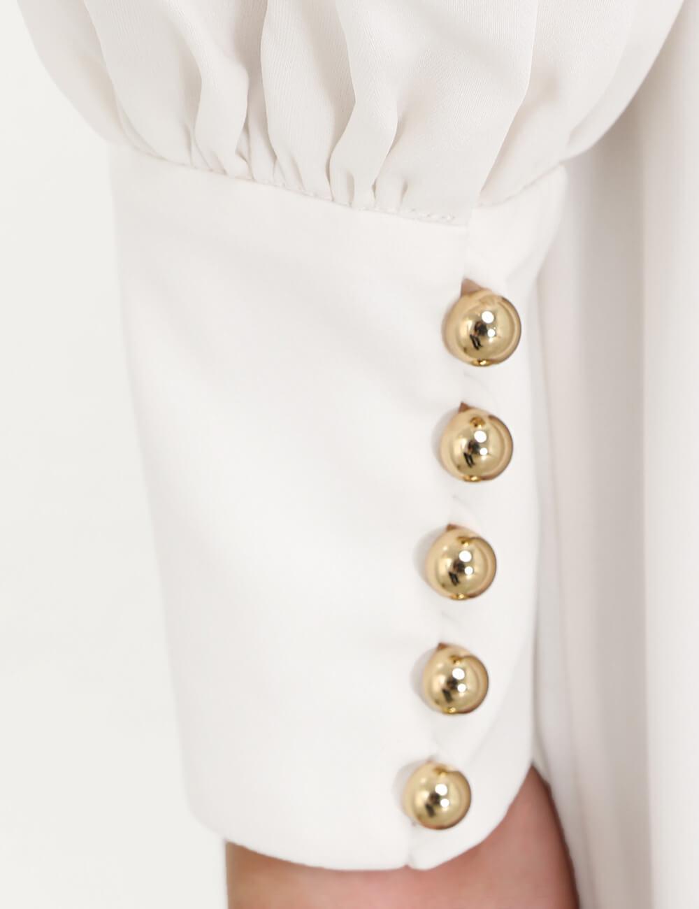 Espionage Chain Dress