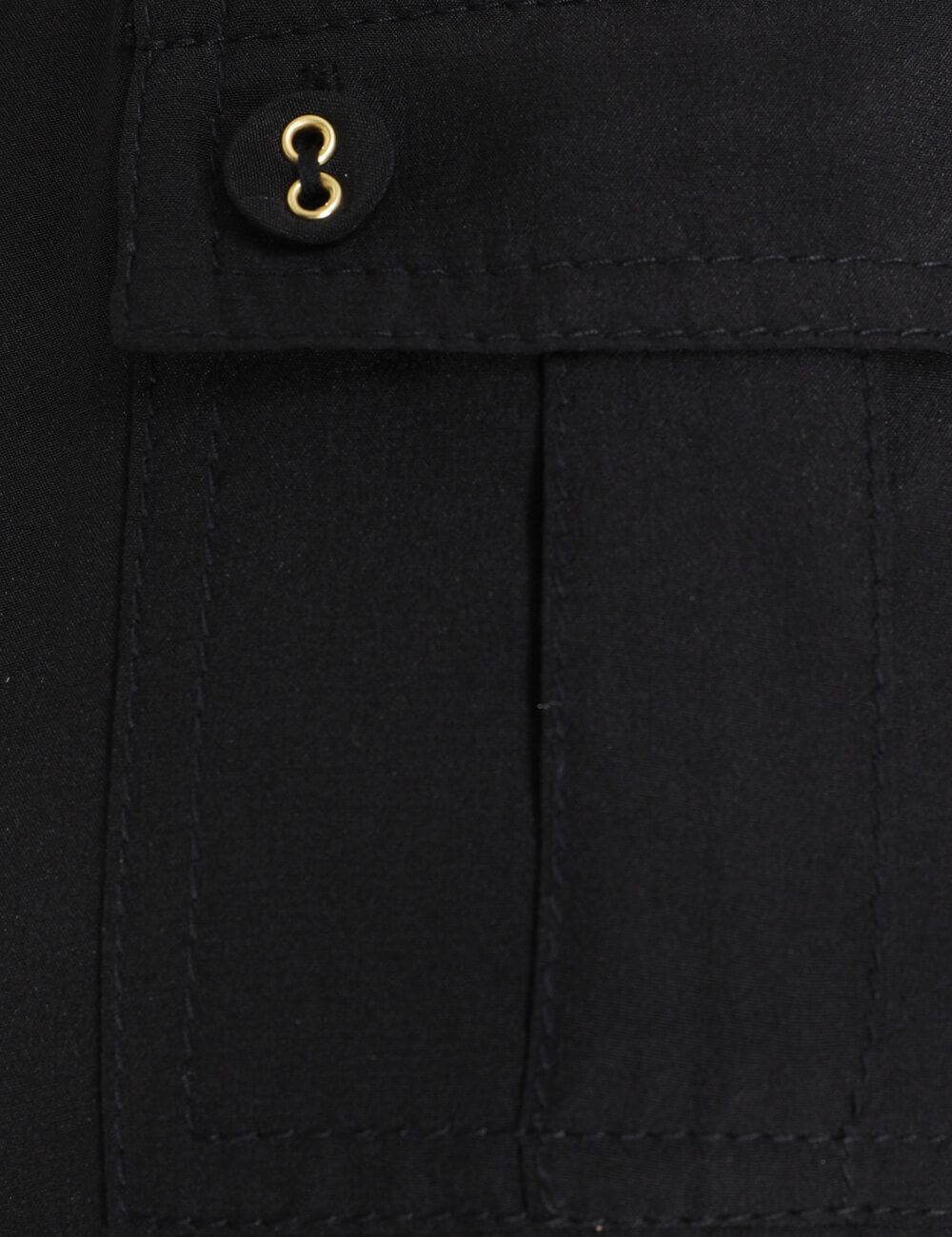 Espionage Silk Utililty Shirt