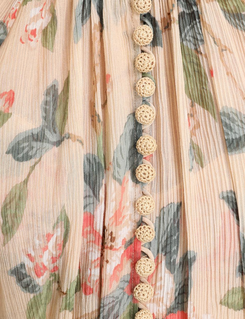 Kirra Maxi Dress with Belt