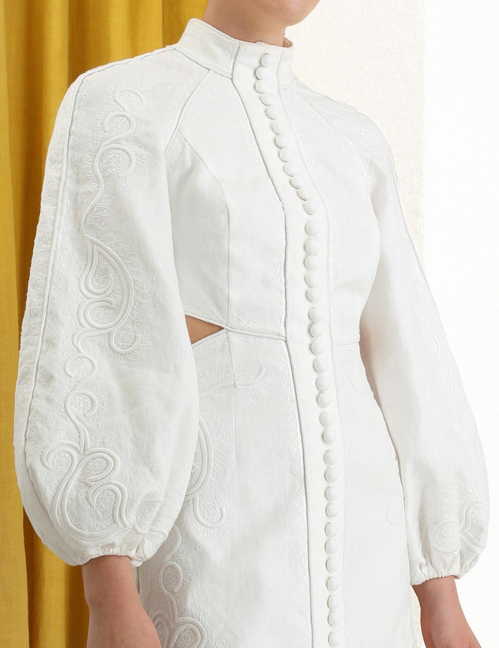 Bonita Corded Short Dress
