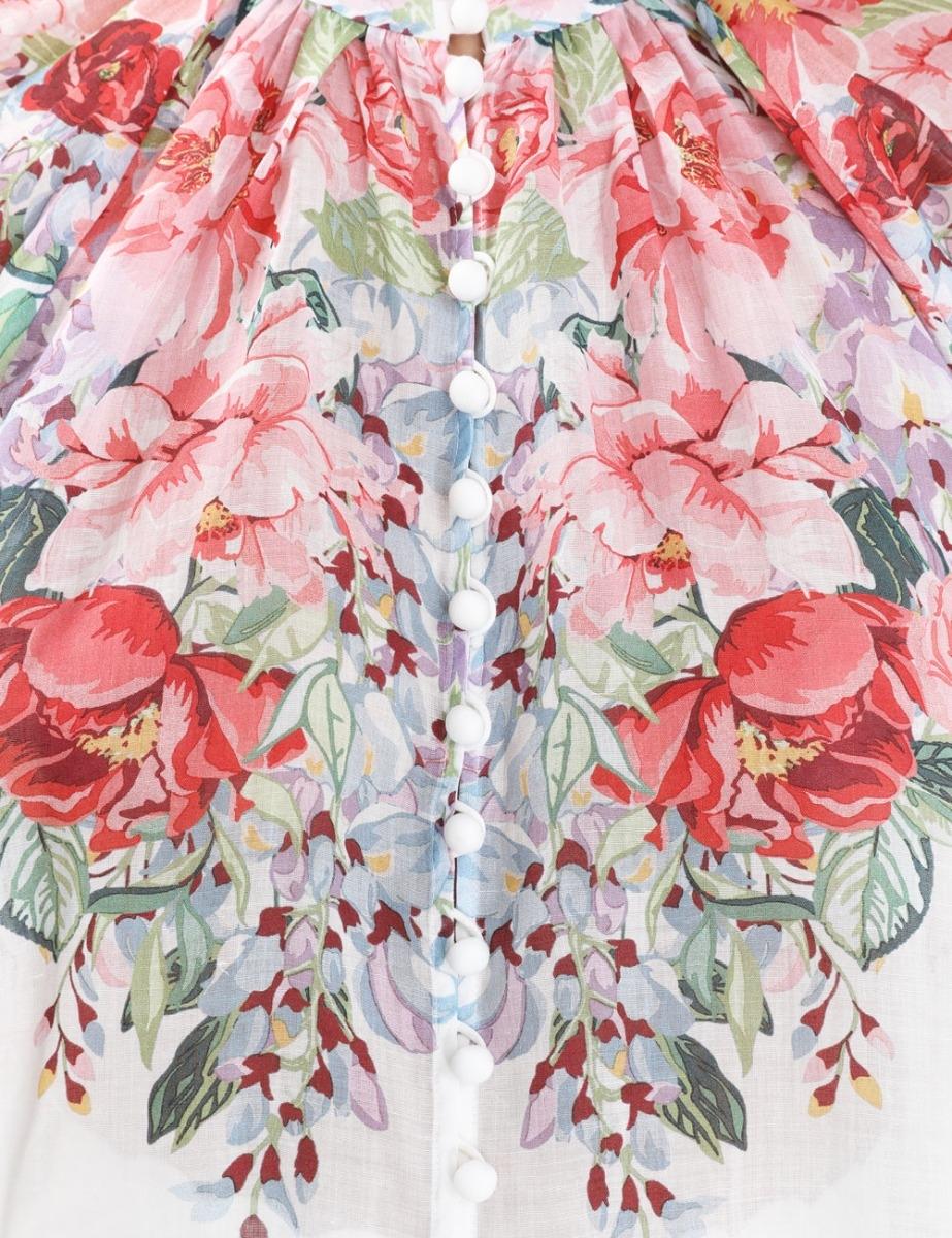 Bellitude Floral Blouse