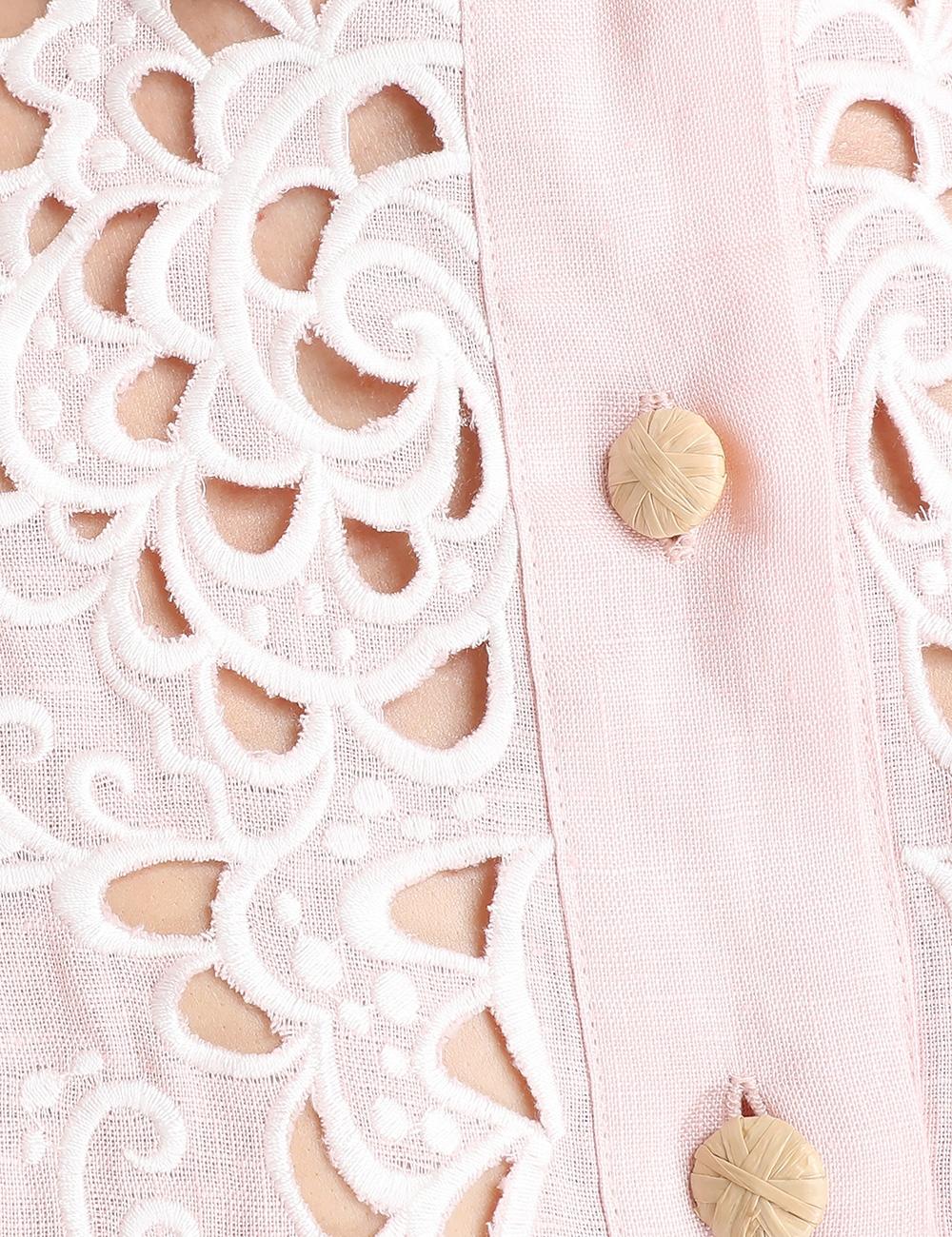 Freja Embroidery Dress