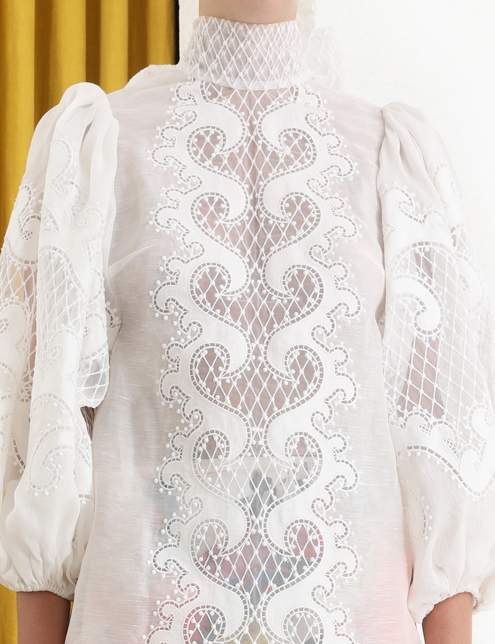 Brightside Embroidered Blouse