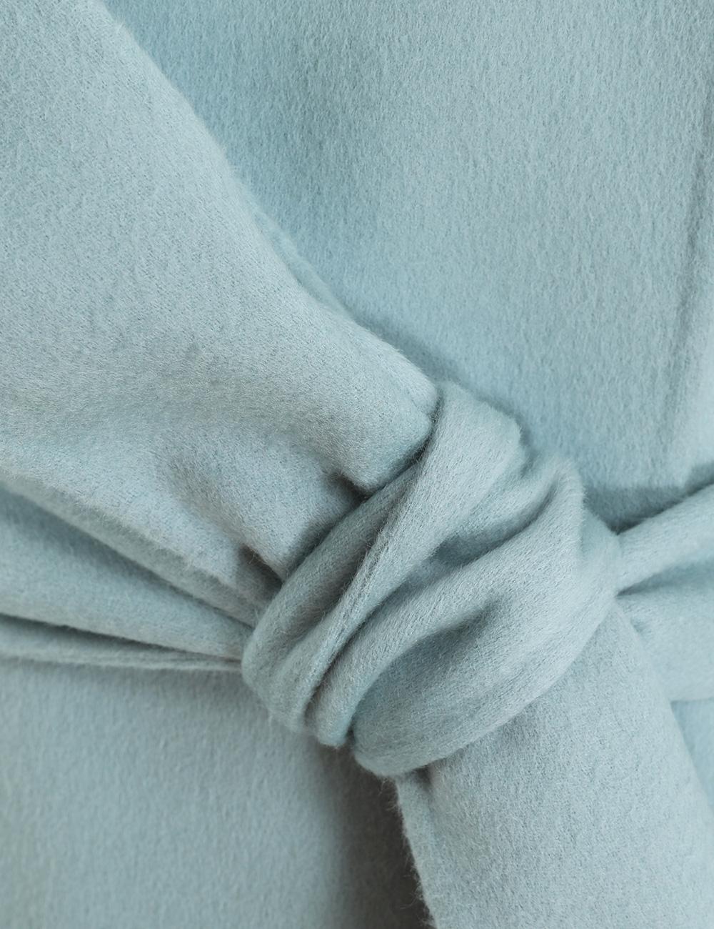 Glassy Blanket Coat