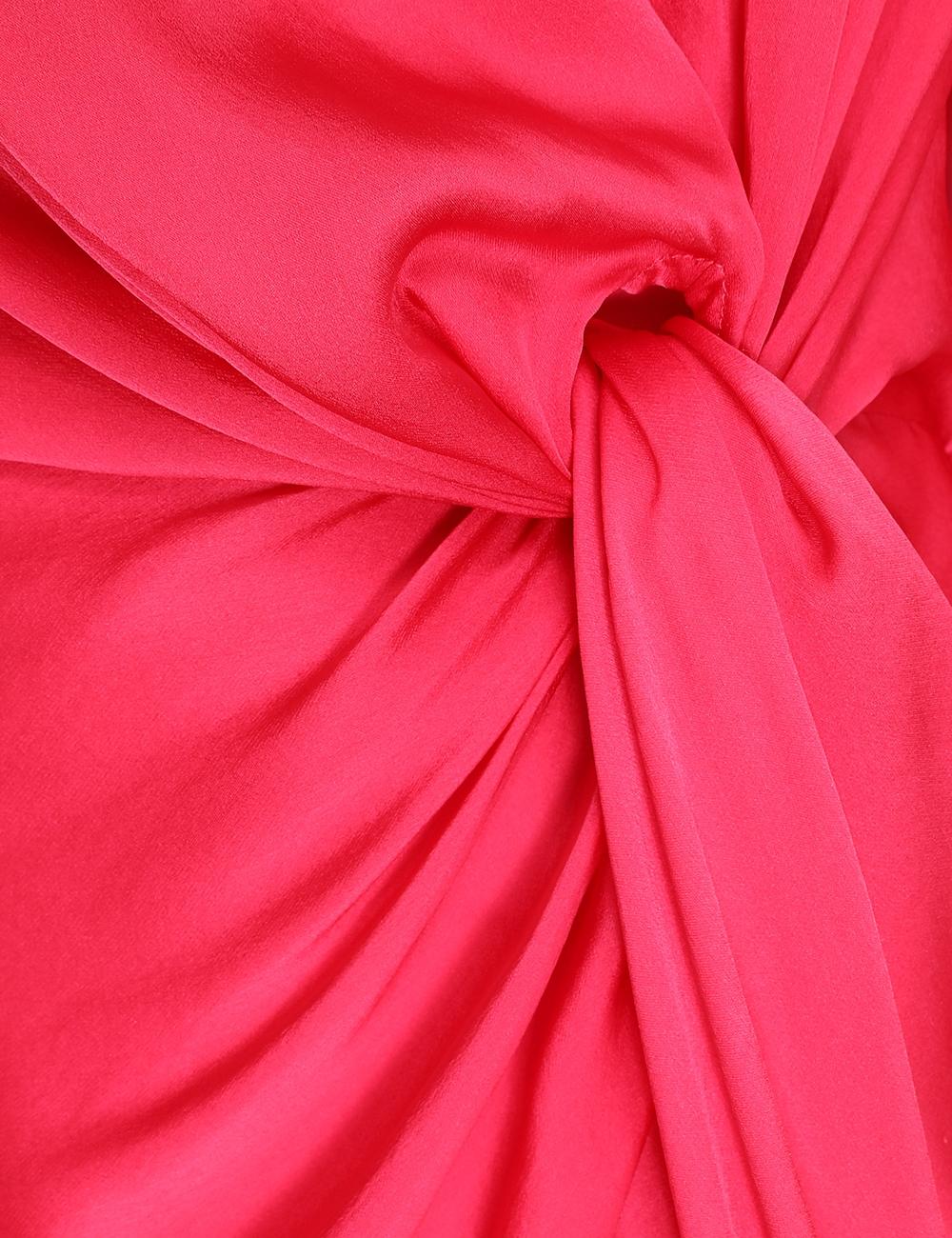 Drape Long Sleeve Dress