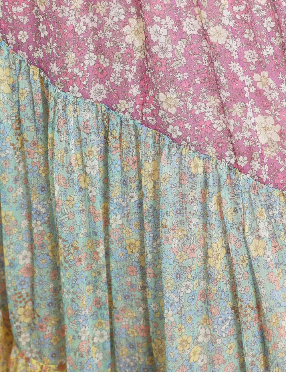 Carnaby Frill Swing Dress