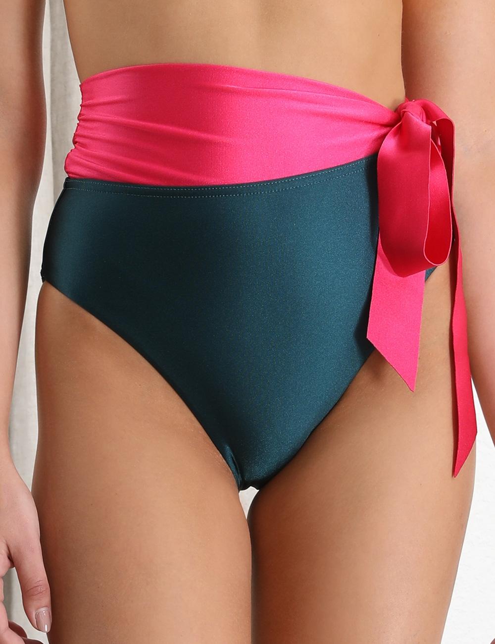 Bellitude Colour Block Bikini