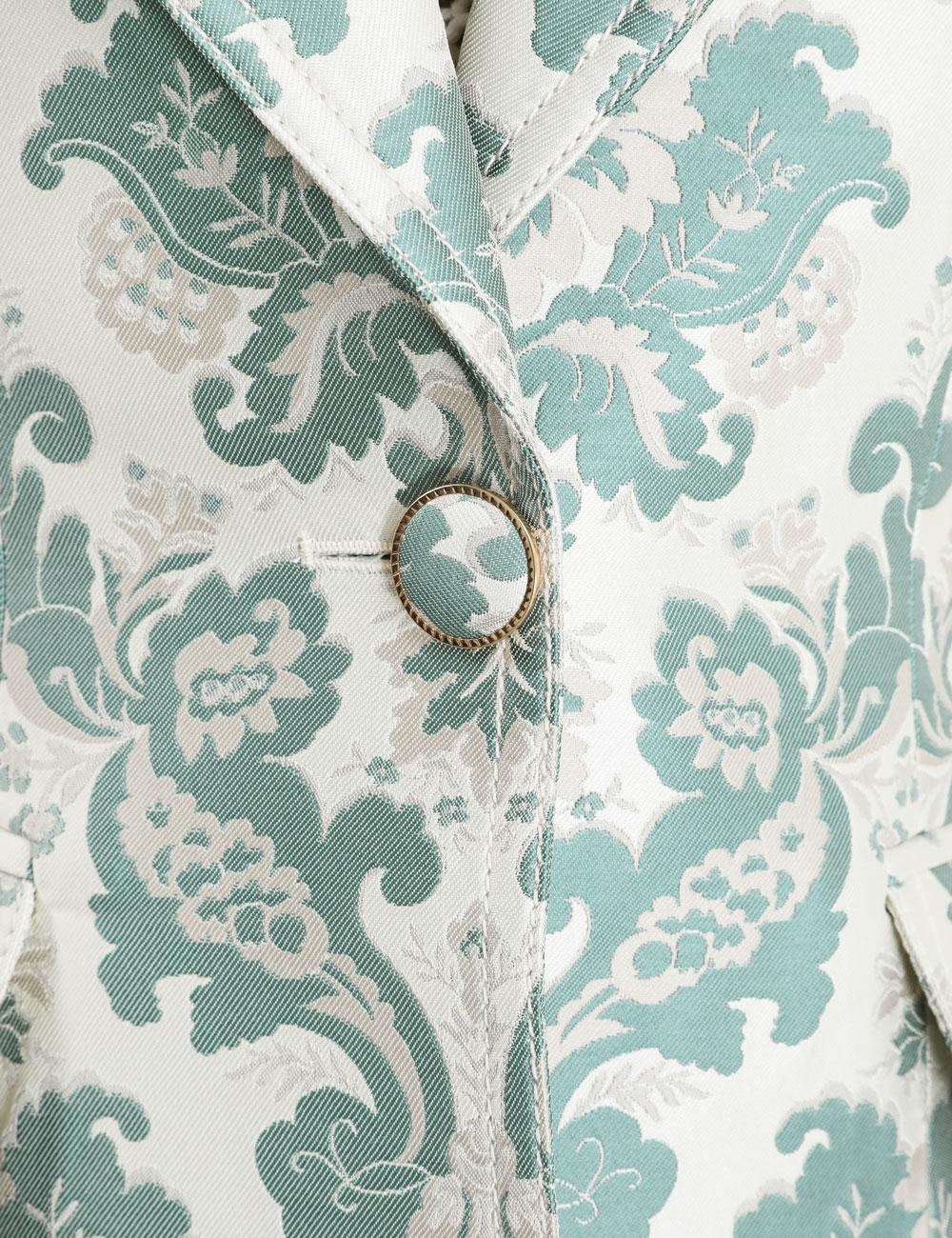 Ladybeetle Tuxedo Jacket