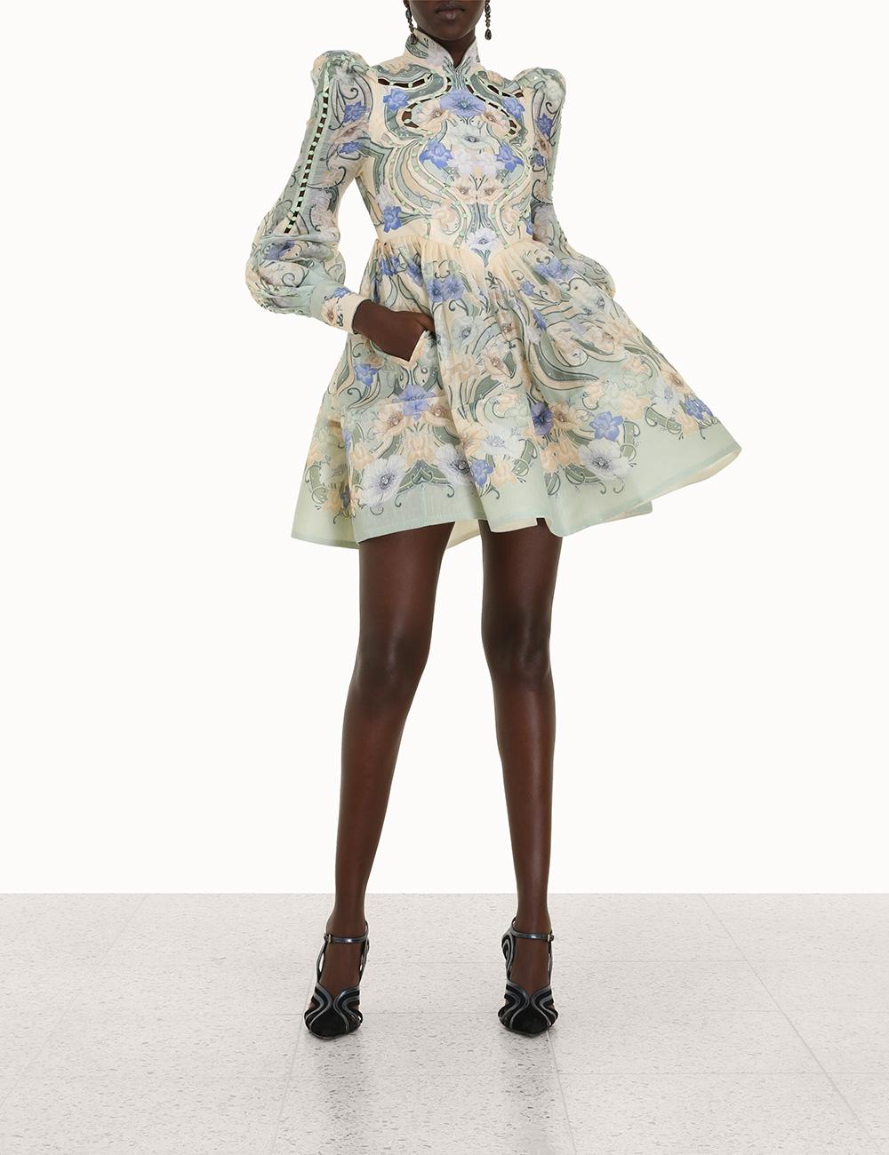 Rhythm Poppy Mini Dress