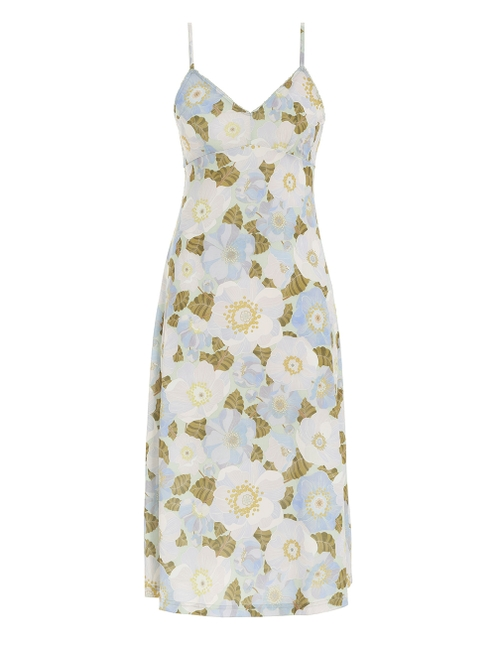 Rhythm Scalloped Dress