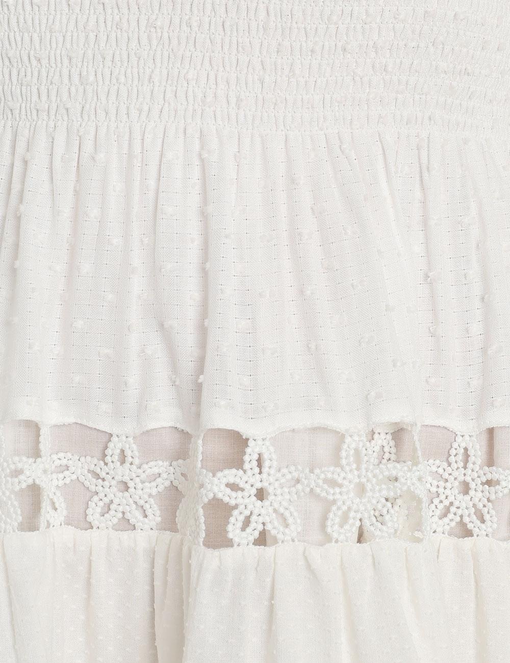 Primrose Daisy Short Dress