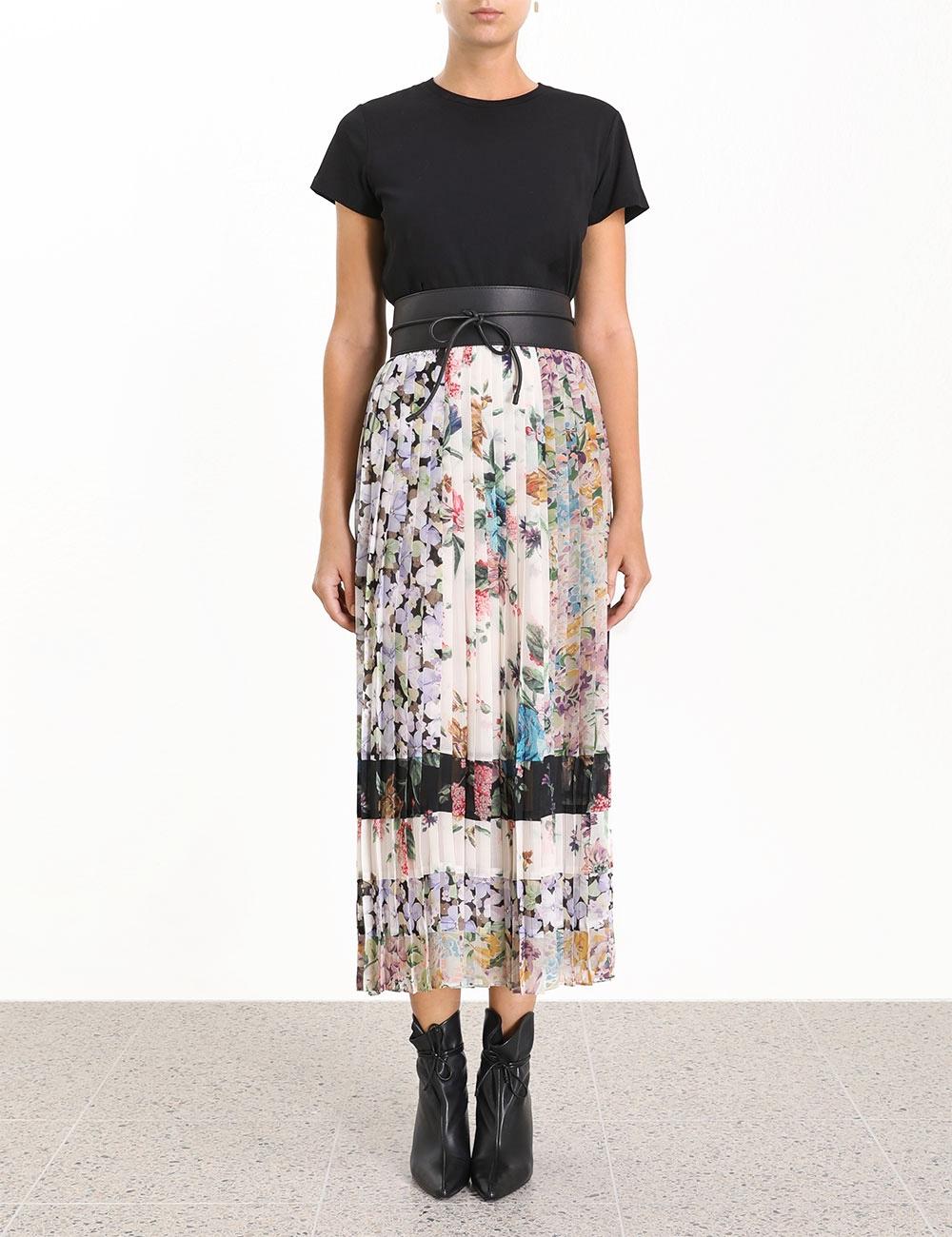 Ninety-Six Pleated Skirt