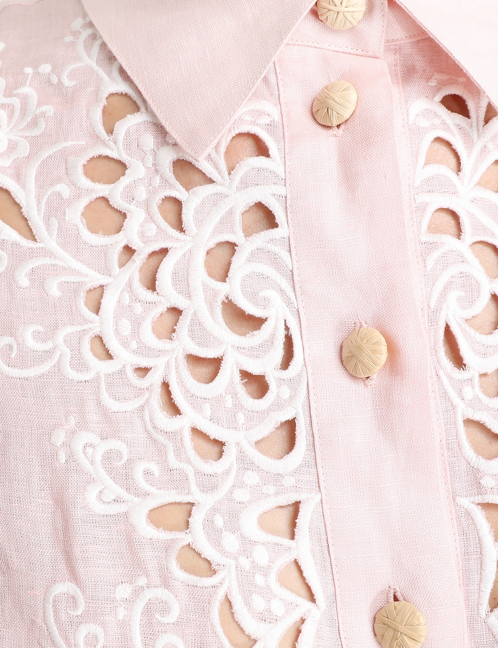 Freja Embroidery Shirt