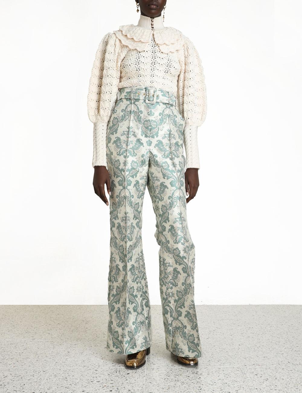 Ladybeetle Flare Trouser