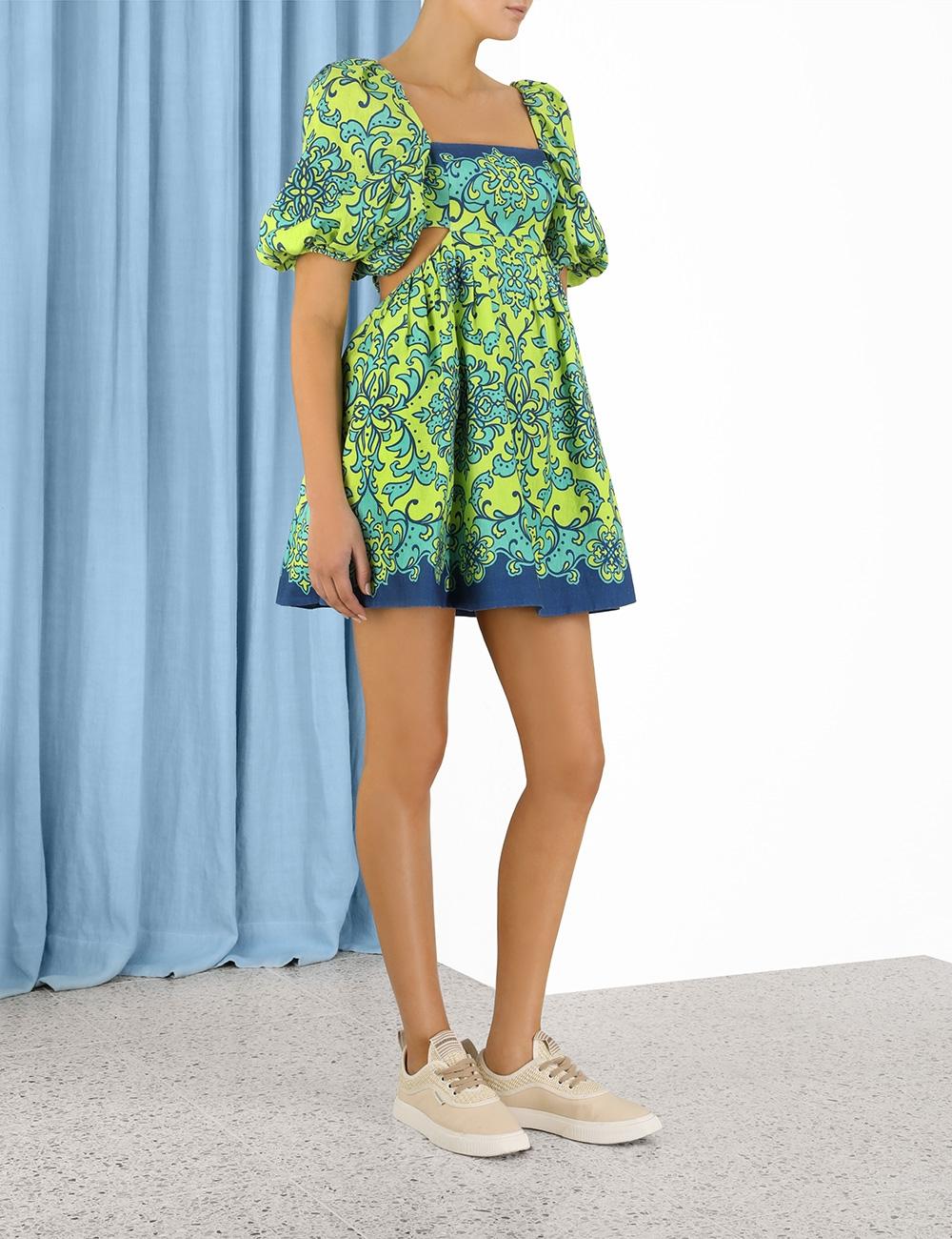 Nina Cut Out Mini Dress