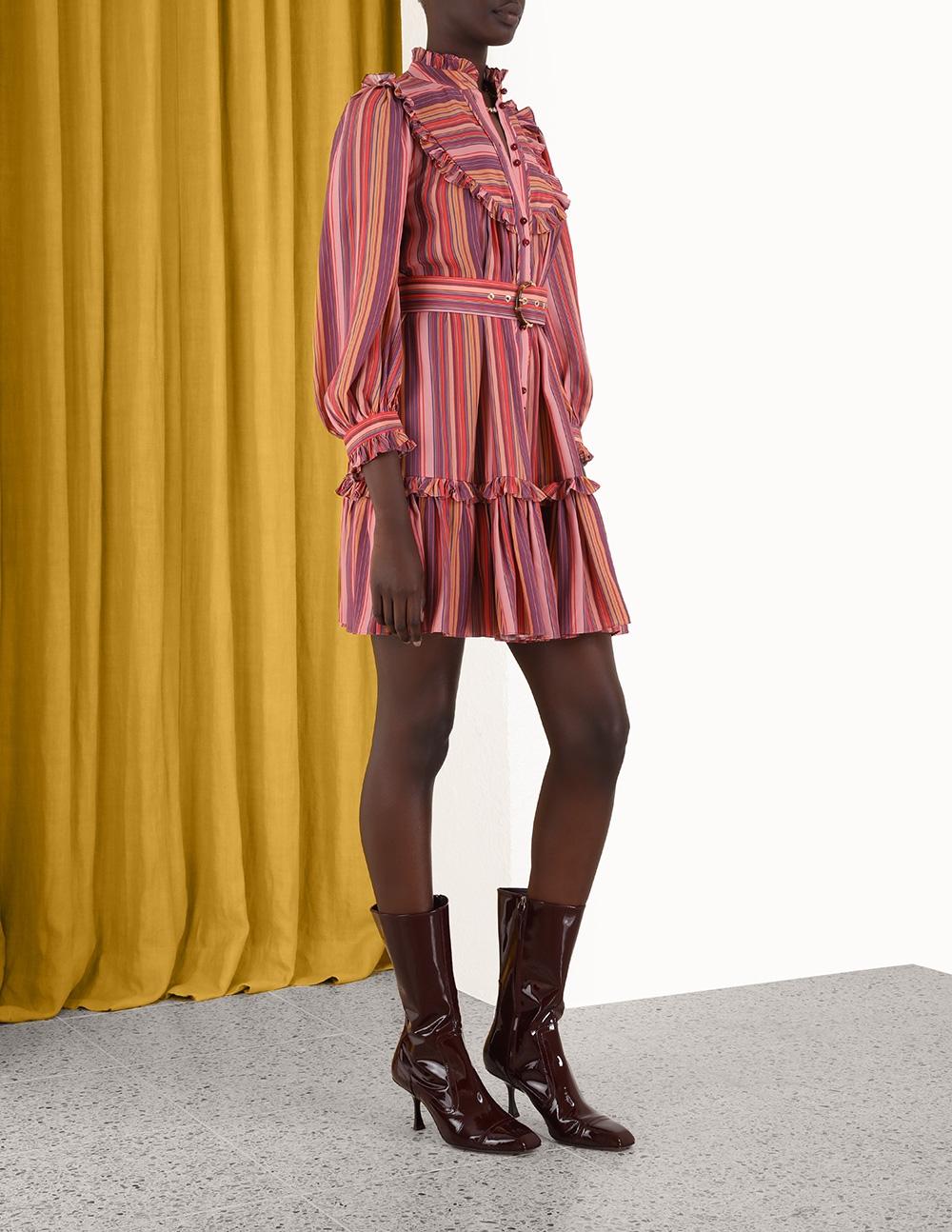 Swing Mini Dress