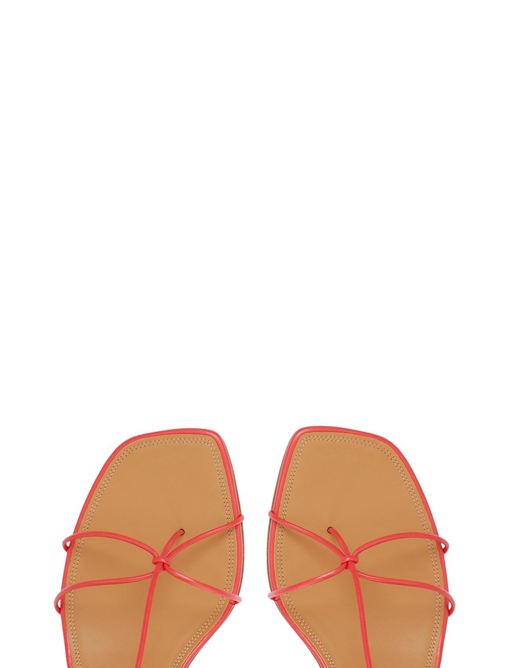 Strappy Kitten Heel Sandal