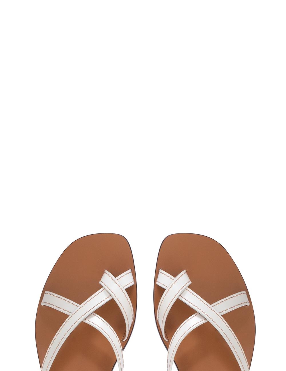 Cross Over Sandal