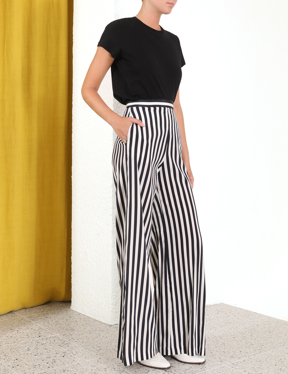 Moncur Striped Pant