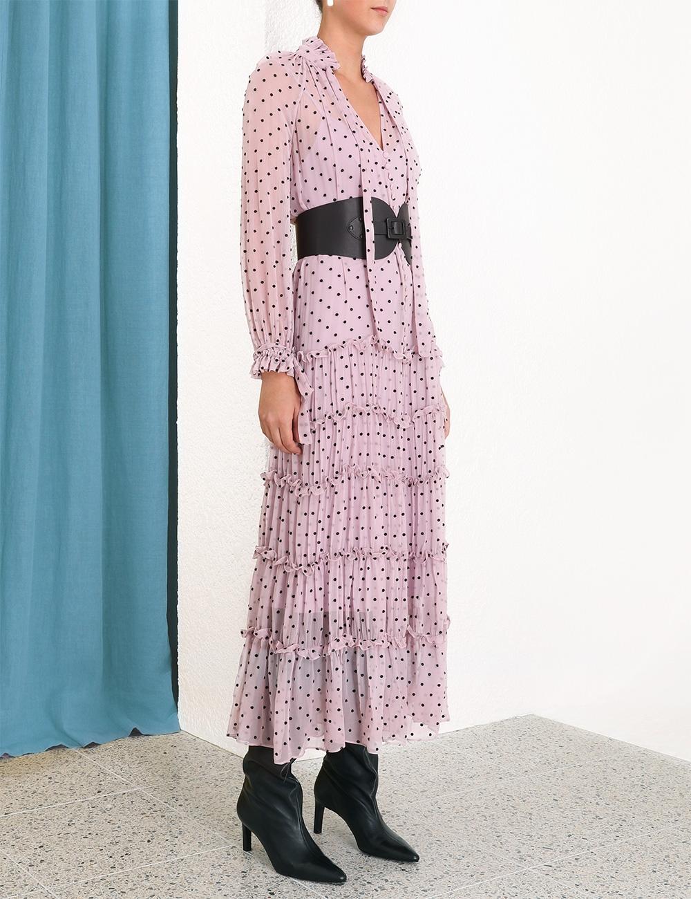 Ninety-Six Neck Tie Dress