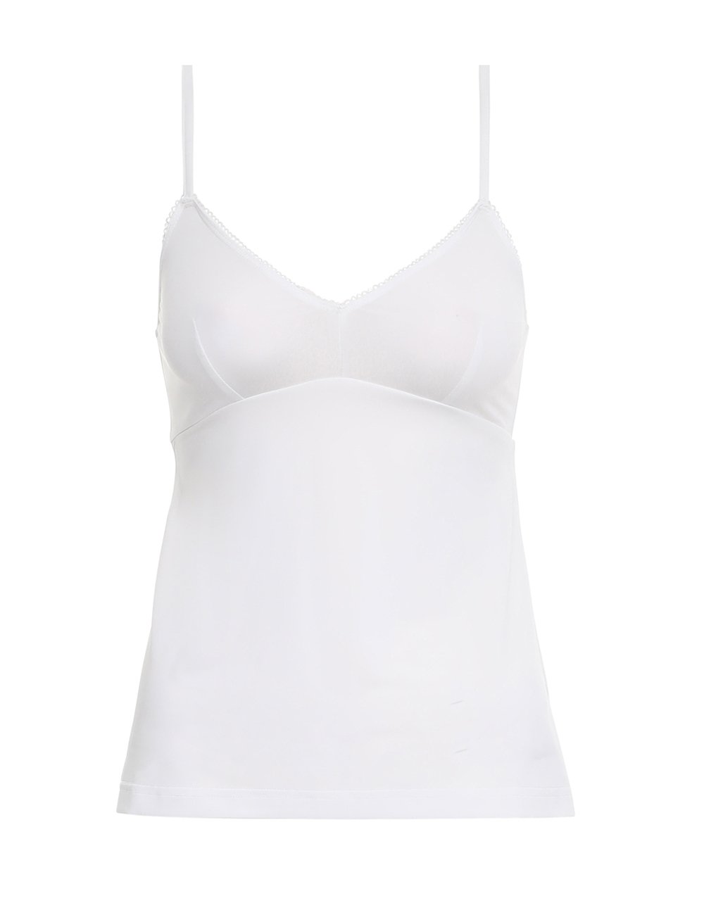 Brightside Frilled Lace Tank
