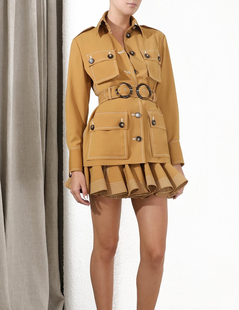 Zippy Safari Jacket