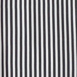 Black/Pearl Stripe