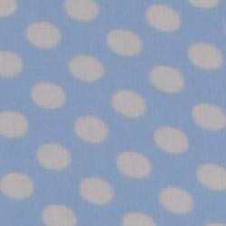 Blue/Cream Spot