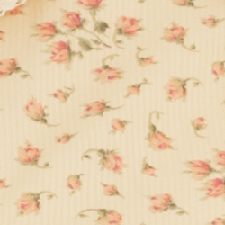 Cream Ditsy Floral