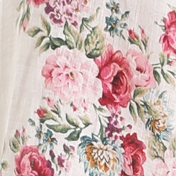 Cream Floral