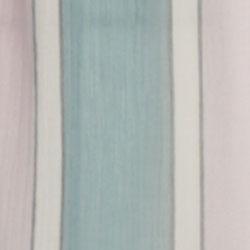 Dusty Pink/Teal Stripe