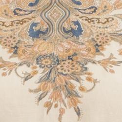 Ivory Fleur Paisley