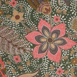 Khaki Batik