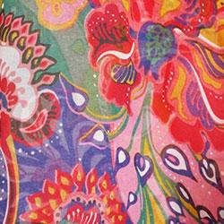 Mixed Paisley Floral