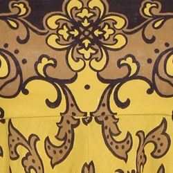Mustard Print