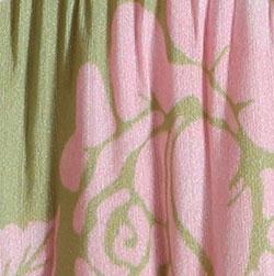 Olive/Pink Rose