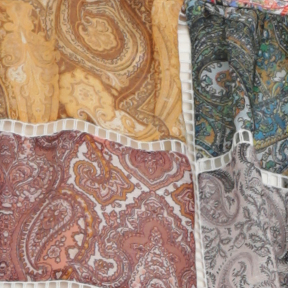 Patchwork Paisley