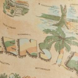 Queensland Print