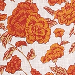 Rust Floral