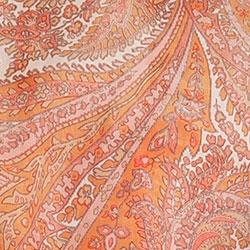 Tangerine Paisley