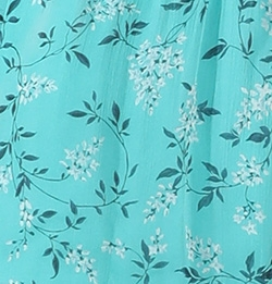 Turquoise Mini Bloom