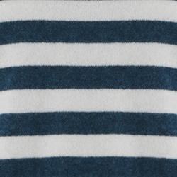 Teal/Pearl Stripe