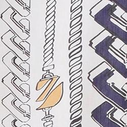 Z Chain Print