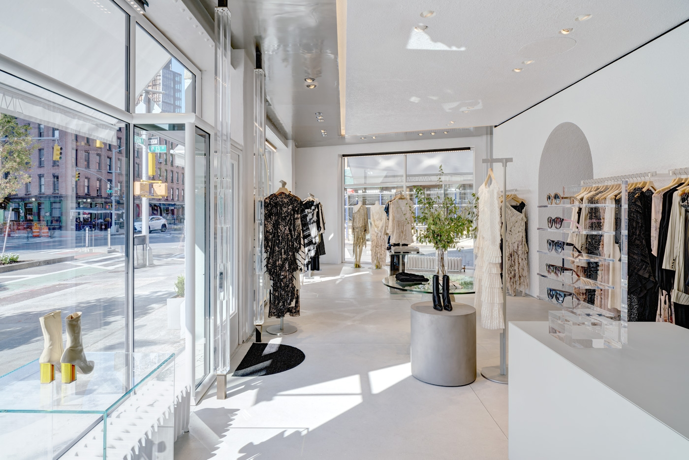 The interior of our Meatpacking District New York Store