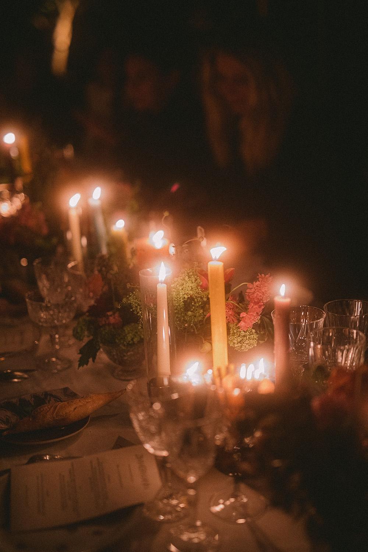 Dinner in Apicius' gardens