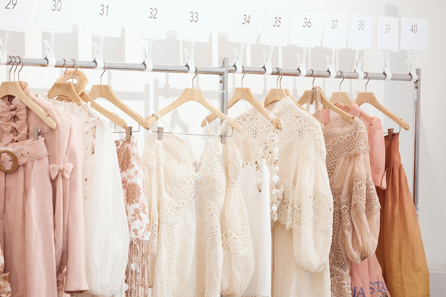 IN THE STUDIO WITH RESORT READY TO WEAR 2022, THE POSTCARD