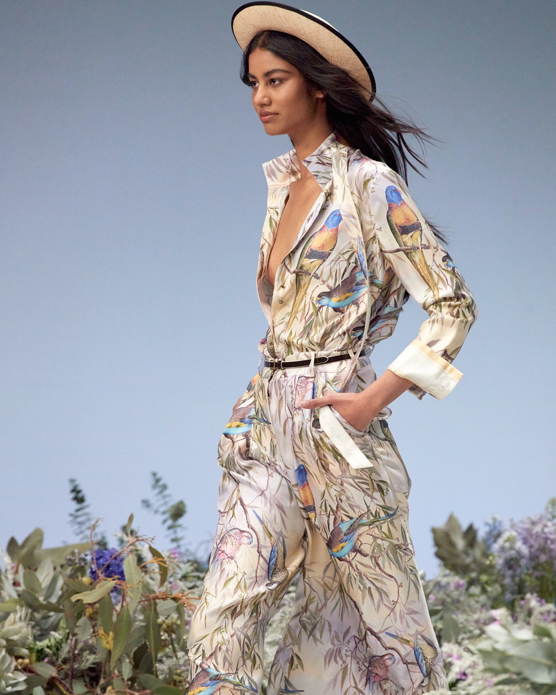 IN THE DETAIL: LOOK 22 SPRING READY TO WEAR 2021, WILD BOTANICA